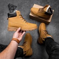 Зимние ботинки Lutter Brown