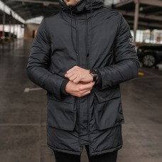 Зимняя плащевка Dortmund Black