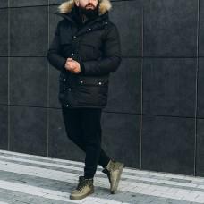 Зимняя куртка Alyaska Black