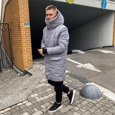 Зимняя куртка-парка LONG 2020G