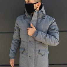 Зимняя куртка-парка LC Imperial Gray