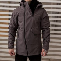 Куртка LC Soft Shell 2 Gray