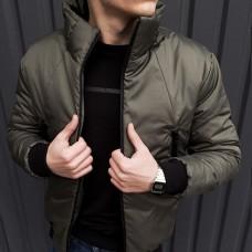 Куртка-бомбер Zirano Khaki