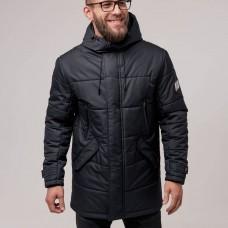 Зимняя куртка-парка B-6 Black