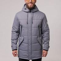 Зимняя куртка-парка B-6 Gray