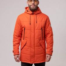 Зимняя куртка-парка B-6 Orange