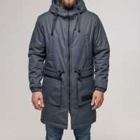 Куртка-дождевик D-01 Gray