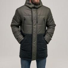 Зимняя куртка ZD-02 Khaki