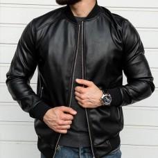 Кожаная куртка React Art.2344