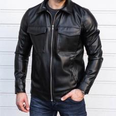 Кожаная куртка React Art.9367