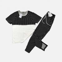 Летний комплект Stripe Black