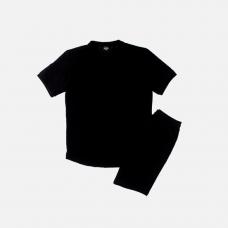 Футболка и шорты Double-Strand Black