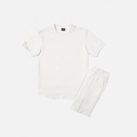 Футболка и шорты Double-Strand White