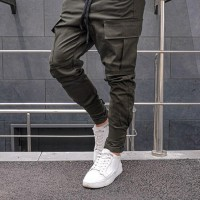 Карго Casual Autumn Khaki