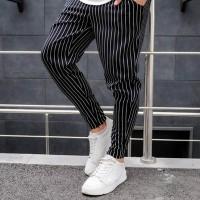 Брючные штаны AS Stripe Black