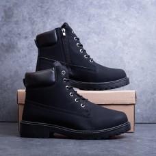 Зимние ботинки Lutter Black