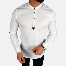 Рубашка Lagos White