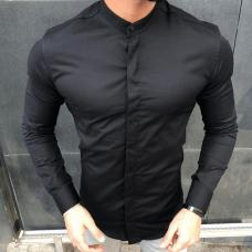 Рубашка стойка Black Panther Black