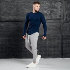 Комплект лонгслив + брюки Iceberg Navy Gray