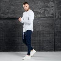 Комплект лонгслив + брюки Iceberg White Blue