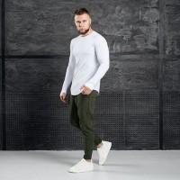 Комплект лонгслив + брюки Iceberg White Khaki