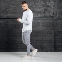 Комплект лонгслив + брюки Iceberg White Facets