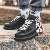 Принтованые кроссовки Chekich P.A.N.D.A. X1