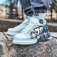 Принтованые кроссовки Chekich P.A.N.D.A. 2021