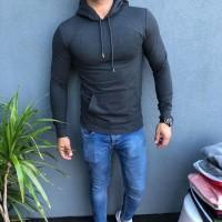 Мужская толстовка Lagos Graphit